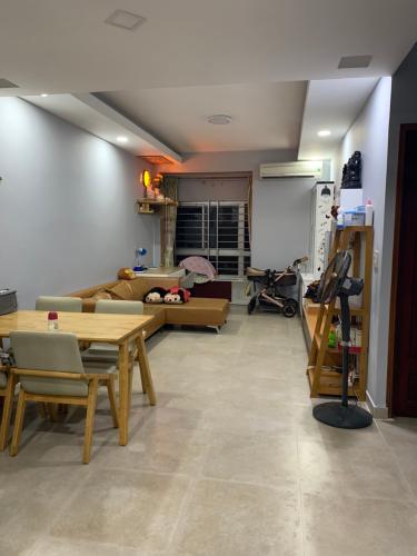Căn hộ Sky Garden có thiết kế hiện đại, bàn giao đầy đủ nội thất.