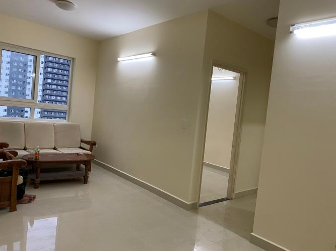 Căn hộ tầng cao Topaz City nội thất cơ bản, view nội khu.