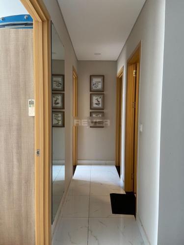 Phòng ngủ An Gia Riverside, Quận 7 Căn hộ An Gia Riverside ban công hướng Tây, đầy đủ nội thất.