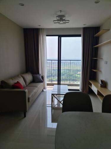 Căn hộ Vinhomes Grand Park tầng 31 nội thất cơ bản, view Landmark 81 cực đẹp