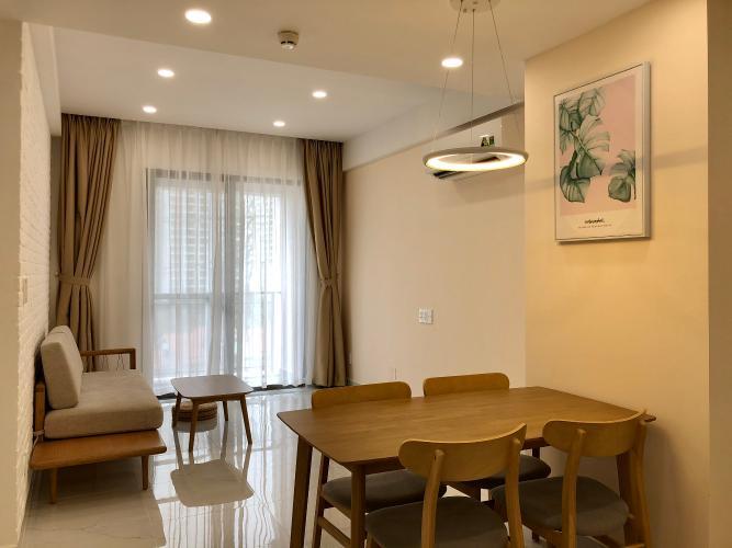 Căn hộ Saigon South Residence đầy đủ nội thất tiện nghi, view nội khu.