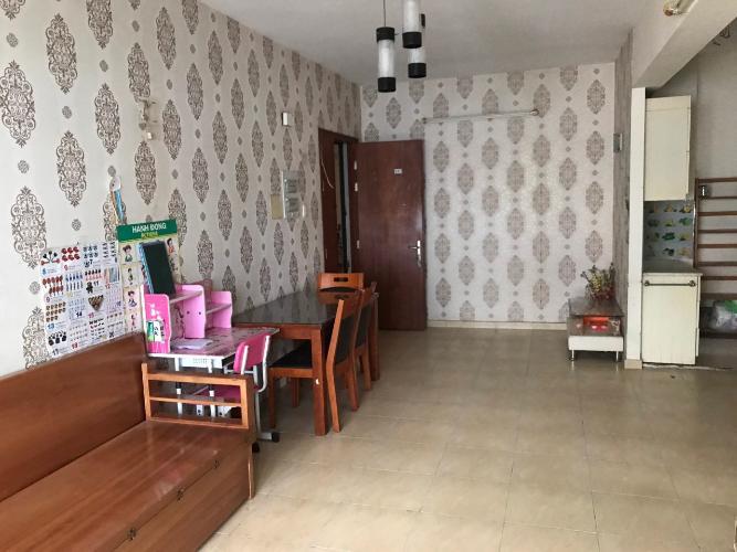 Căn hộ chung cư Thanh Nhựt đầy đủ nội thất, view mát mẻ.