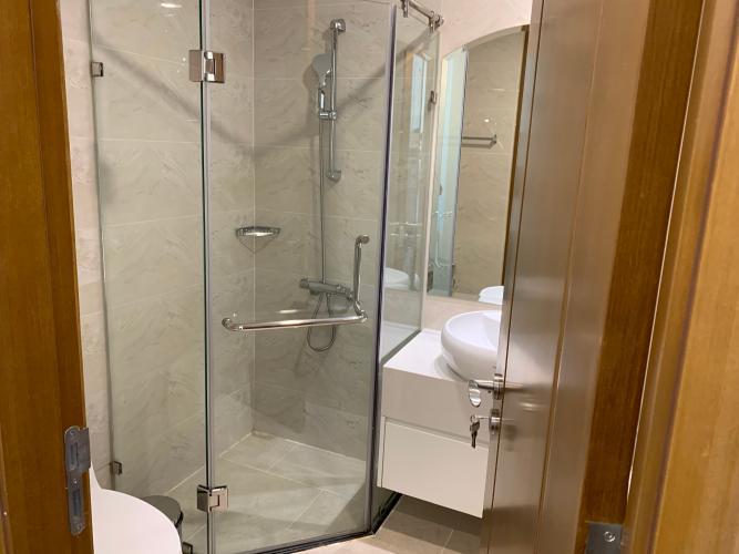 Phòng tắm Căn hộ Vinhomes Central Park Căn hộ tầng 32 Vinhomes Central Park ban công Tây Nam