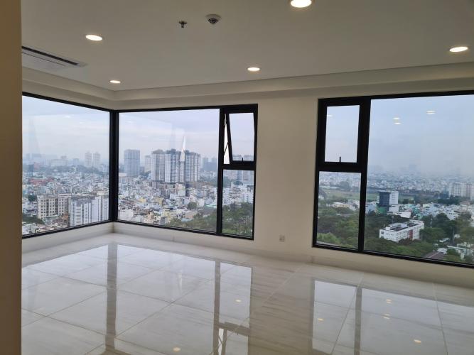 Phòng khách căn hộ Kingdom 101 Cho thuê căn hộ Kingdom 101 Quận 10, diện tích 101.58m2 - 3 phòng ngủ, nội thất cơ bản