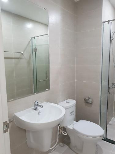 Phòng tắm căn hộ Cộng Hòa Garden Căn hộ Cộng Hòa Garden view tầng cao cực thoáng, 3 phòng ngủ.