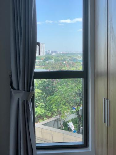 view cảnh căn hộ The Sun Avenue Căn hộ 3 phòng ngủ The Sun Avenue, nội thất cơ bản