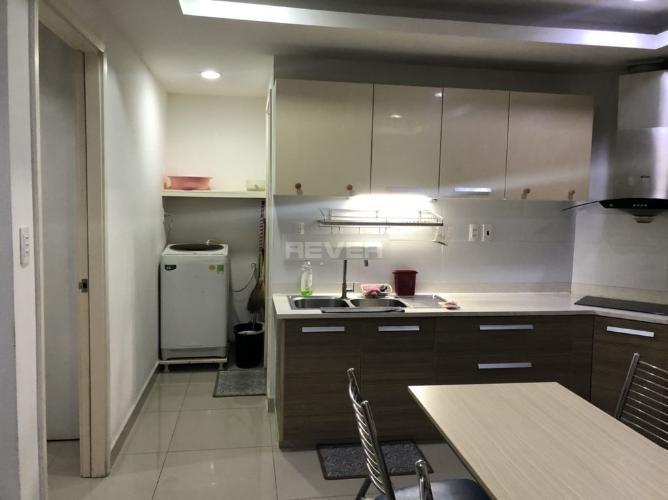 Phòng bếp Skyway Residence, Bình Chánh Căn hộ Skyway Residence tầng trung, cửa chính hướng Đông Nam.