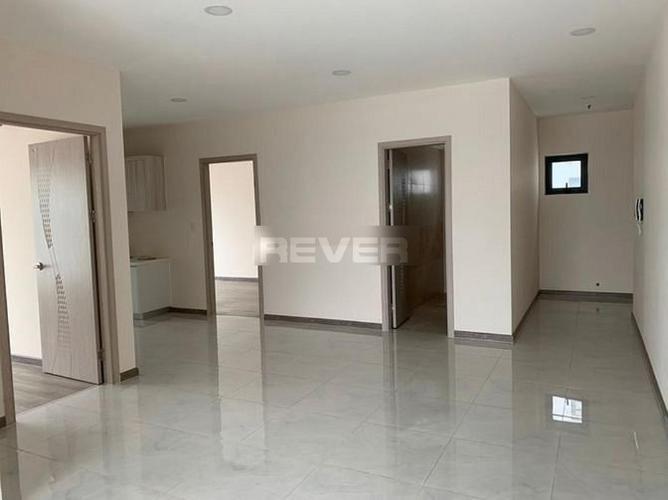 Căn hộ tầng 24 Viva Riverside view thoáng mát, nội thất cơ bản.