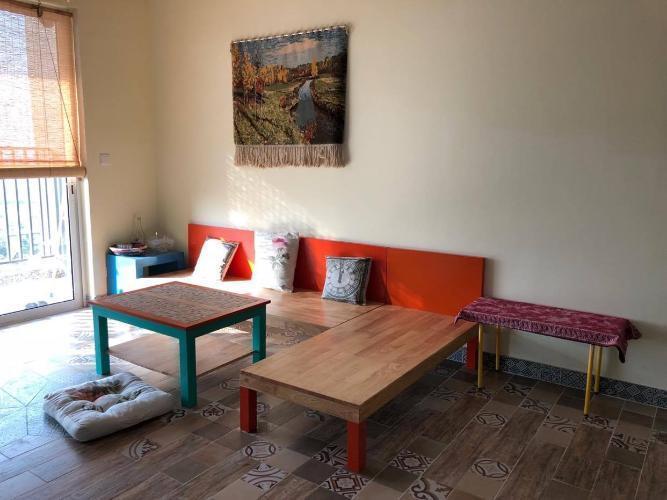 Phòng khách căn hộ VISTA VERDE Căn hộ Vista Verde tầng 09 nội thất đầy đủ