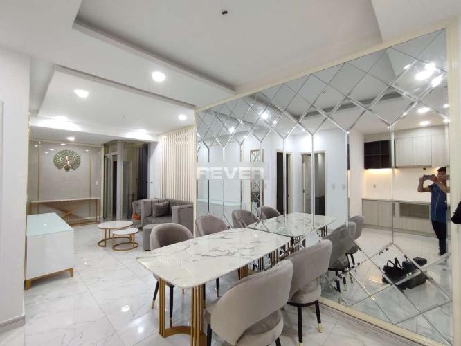 Căn hộ cao cấp The Art tầng 15 view hồ bơi mát mẻ, nội thất cơ bản.