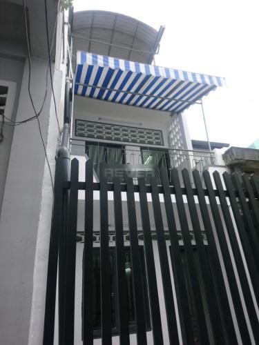 Chính diện nhà phố quận 1 Nhà hẻm Cống Quỳnh Quận 1, diện tích 3.12x14.6m, gần bệnh viện Từ Dũ.