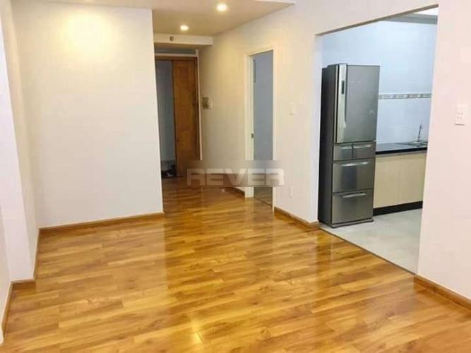 Căn hộ chung cư Ehome 3 tầng 5 view thoáng mát gồm 3 phòng ngủ.