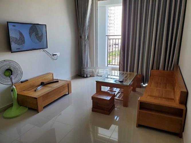 Căn hộ RichStar tầng 7 nội thất đầy đủ, view thành phố sầm uất