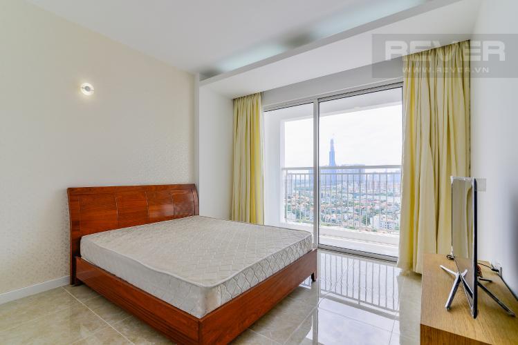 Phòng Ngủ 1 Căn hộ Tropic Garden 3 phòng ngủ tầng cao A1 hướng Tây Nam