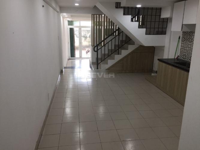 Căn Shop-house An Sương Apartment nội thất trống