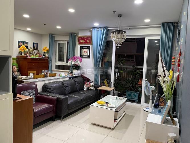 Căn hộ An Phú Apartment tầng 2 nội thất cơ bản, thiết kế hiện đại.