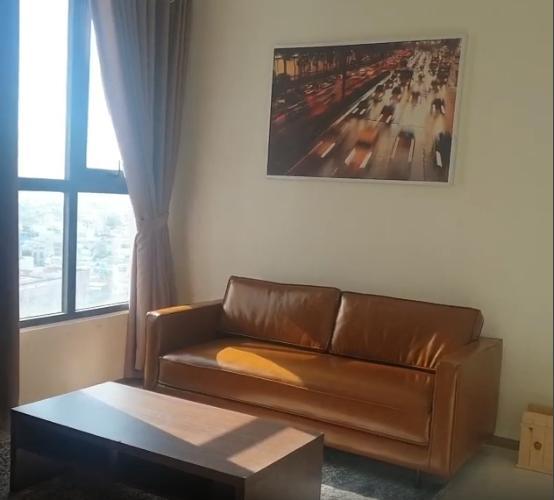Phòng khách Riva Park, Quận 4 Căn hộ Riva Park tầng trung, nội thất đầy đủ.