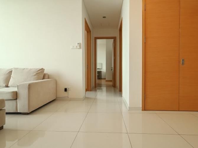 Căn hộ The Vista An Phú tầng 12A có 2 phòng ngủ, đầy đủ nội thất.