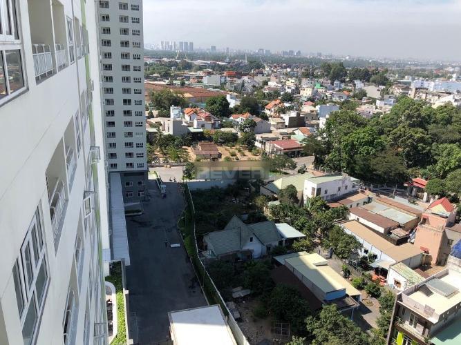 View căn hộ Lavita Garden, Thủ Đức Căn hộ Lavita Garden tầng cao, view thành phố rất thoáng mát.