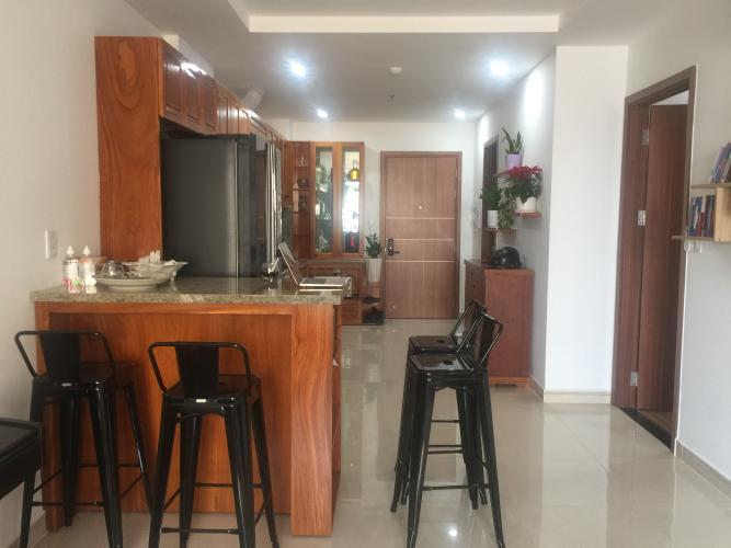 Phòng bếp căn hộ Cityland Park Hill, Gò Vấp Căn hộ tầng 9 Cityland Park Hills, ban công hướng Tây thoáng mát.