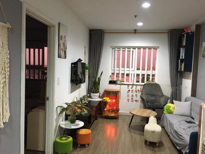 Căn hộ Chung cư Linh Trung tầng 11 đầy đủ nội thất, view thoáng mát.