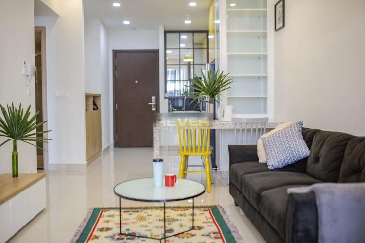 Căn hộ Kingdome 101, Quận 10 Căn hộ Kingdome 101 thiết kế gam màu vàng trắng, nội thất hiện đại.