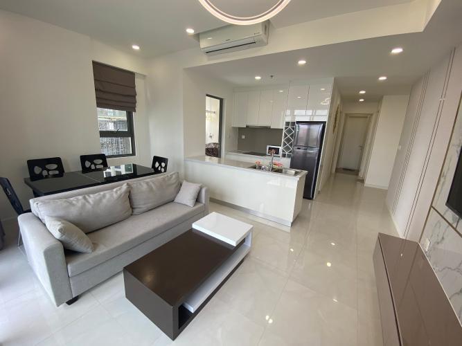 Phòng khách Masteri An Phú Quận 2 Căn hộ tầng trung Masteri An Phú, đầy đủ nội thất.