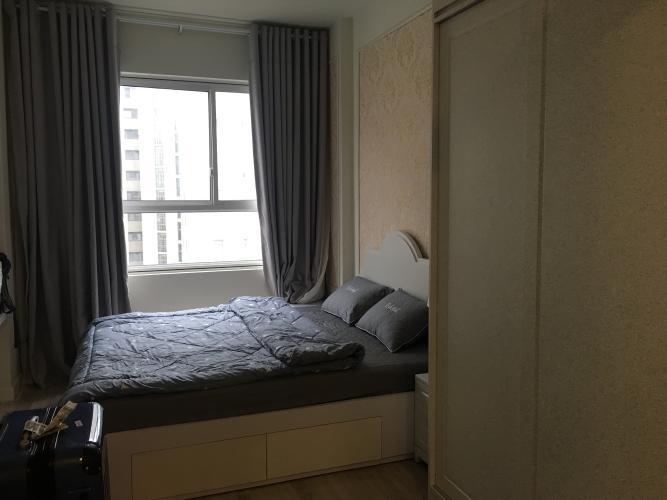 Phòng ngủ căn hộ Lexington Residence, Quận 2 Căn hộ Lexington Residence 2 phòng ngủ, bàn giao đầy đủ nội thất.