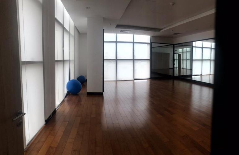 căn hộ The Sun Avenue Office-tel The Sun Avenue nội thất cơ bản liền tường, view thành phố.