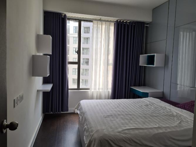 Căn hộ tầng cao The Tresor đầy đủ nội thất