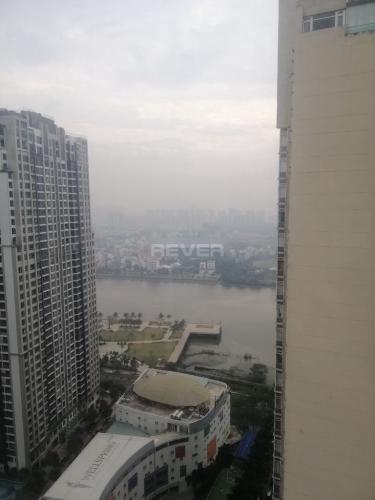 View Saigon Pearl Quận Bình Thạnh Căn hộ Saigon Pearl tầng cao, view sông Sài Gòn.