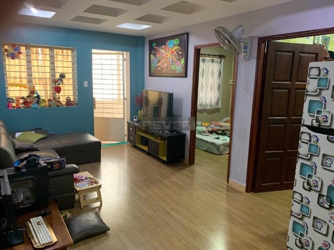Căn hộ chung cư Bàu Cát 2 hướng Tây, đầy đủ nội thất.
