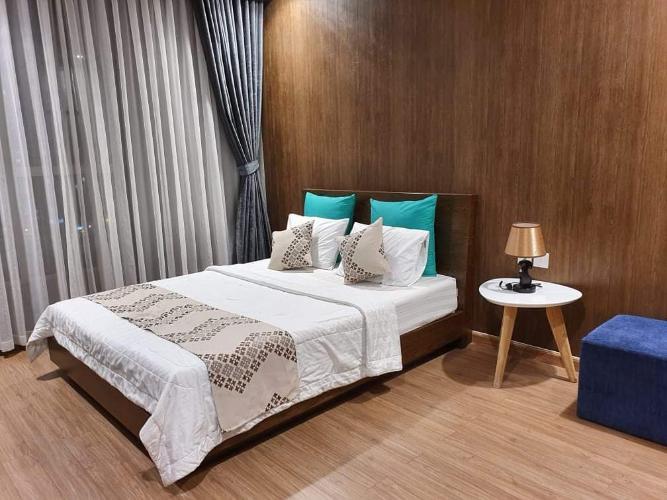Không gian căn hộ Vinhomes Central Park, Quận Bình Thạnh Căn hộ cao cấp Vinhomes Central Park có 3 phòng ngủ, đầy đủ nội thất.