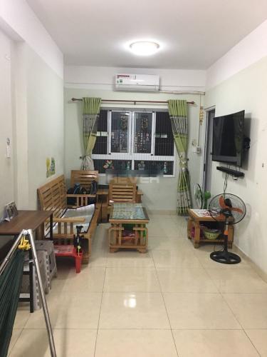 Căn hộ tầng 15 Idico Tân Phú view thoáng mát, đầy đủ nội thất.