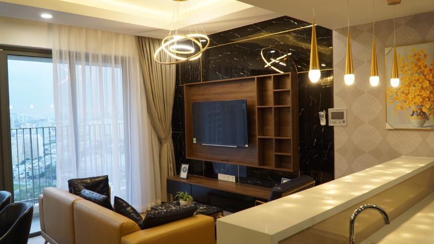 Căn hộ tầng 29 Masteri An Phú, đầy đủ nội thất và tiện ích.