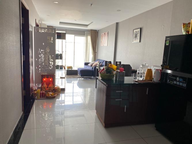 Căn hộ Chánh Hưng - Giai Việt tầng 19 hướng Đông Nam, nội thất đầy đủ