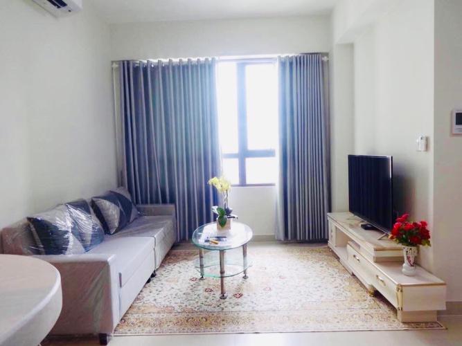 Căn hộ Masteri Thảo Điền tầng 11 view sông Sài Gòn, đầy đủ nội thất.