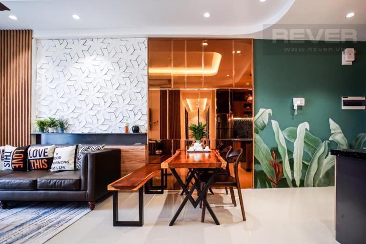 Phòng khách căn hộ SUNRISE RIVERSIDE Căn hộ Sunrise Riverside tầng trung, ban công hướng Đông.