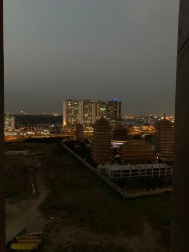 View Lexington Residence Quận 2 Căn hộ Lexington Residence tầng trung, view thành phố sầm uất.