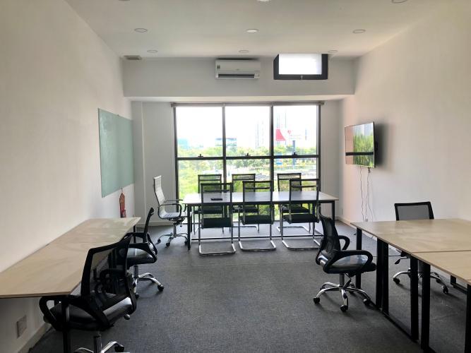 Căn hộ Office-tel The Sun Avenue đầy đủ nội thất văn phòng