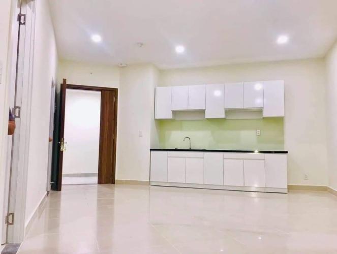 Phòng bếp căn hộ Topaz Elite Căn hộ tầng cao Topaz Elite ban công hướng Đông Nam.