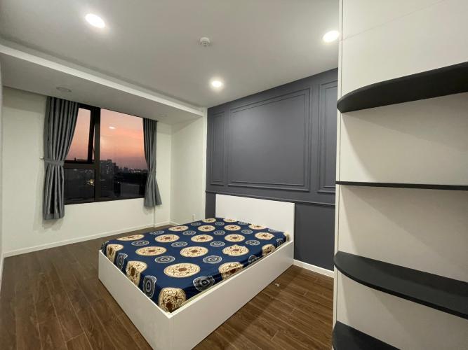 Phòng ngủ căn hộ Jamila Khang Điền, Quận 9 Căn hộ Jamila Khang Điền tầng 7 đầy đủ nội thất hiện đại.