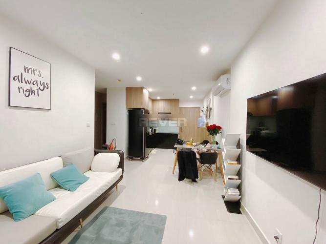 Căn hộ Vinhome Grand Park tầng 8 có 2 phòng ngủ, nội thất cơ bản.