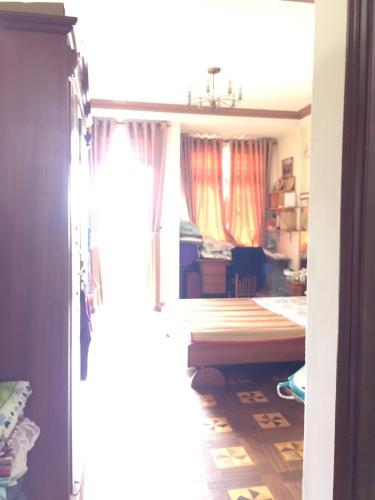 Phòng ngủ nhà phố Bình Thạnh Bán nhà hẻm Đặng Thùy Trâm, Bình Thạnh, sổ hồng, cách cầu Bình Lợi 700m