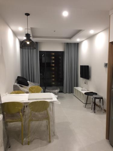 Căn hộ New City Thủ Thiêm tầng 12 diện tích 46m2, đầy đủ nội thất.