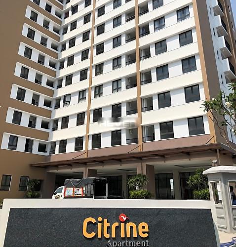 Căn hộ Citrine Apartment , Quận 9 Căn hộ Citrine Apartment tầng 6 view thoáng mát, nội thất cơ bản.