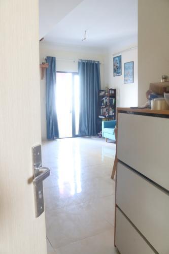 Căn hộ tầng 17 Tecco Town hướng Tây thoáng mát, đầy đủ nội thất.