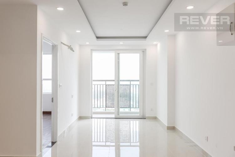 Cho thuê căn hộ Saigon Mia 2 phòng ngủ, nội thất cơ bản, hướng Bắc, có ban công