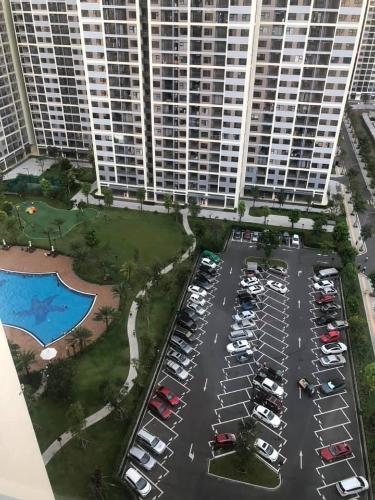 căn hộ Vinhomes Grand Park Bán căn hộ 1 phòng ngủ Vinhomes Grand Park tầng cao, thiết kế hiện đại, view đẹp.