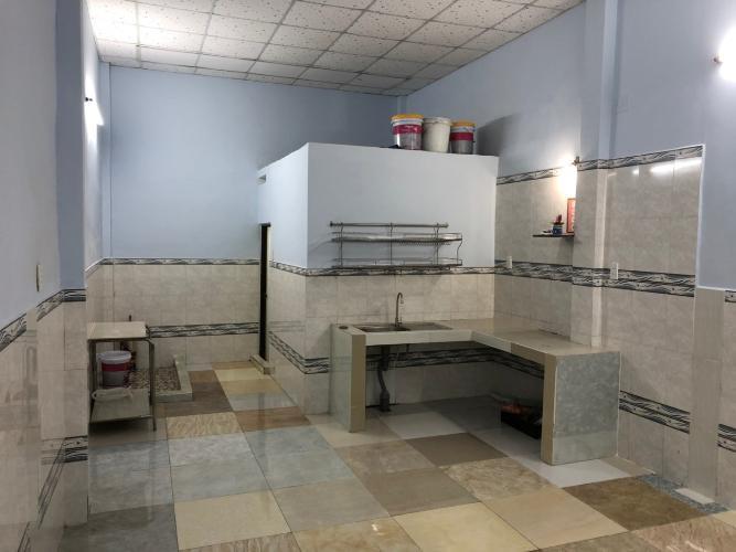 Phòng bếp nhà phố Quận Bình Tân Nhà phố hẻm rộng 10m Q.Bình Tân hướng Nam diện tích 120m2, có sổ đỏ.